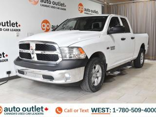 Used 2014 RAM 1500 ONE OWNER!!!! 4X4, QUAD CAB, POWER WINDOWS, STEERING WHEEL CONTROLS, CRUISE CONTROL, A/C, FOG LIGHTS, AM/FM RADIO for sale in Edmonton, AB