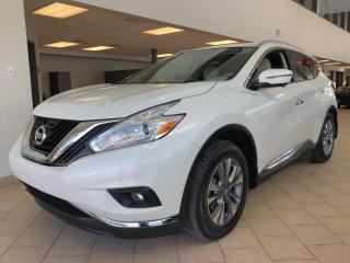 Used 2016 Nissan Murano SL AWD GPS, Toit Pano, Cuir for sale in Pointe-Aux-Trembles, QC
