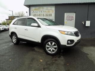 Used 2012 Kia Sorento ***4X4,AUTOMATIQUE,BLUETOOTH,MAGS*** for sale in Longueuil, QC