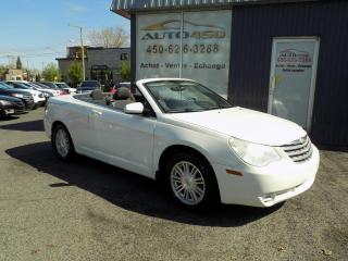 Used 2009 Chrysler Sebring ***Cabriolet,AUTOMATIQUE,AIR CLIM*** for sale in Longueuil, QC