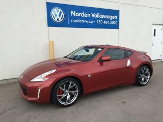 Used 2014 Nissan 370Z TOURING for sale in Edmonton, AB
