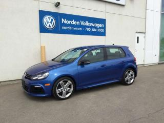 Used 2012 Volkswagen Golf R 2.0 TURBO 4MOTION AWD - 6SPD M/T for sale in Edmonton, AB