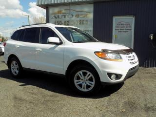 Used 2010 Hyundai Santa Fe ***4X4,AIR CLIM,BLUETOOTH,AUTOMATIQUE*** for sale in Longueuil, QC