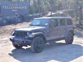 New 2019 Jeep Wrangler Unlimited SAHA for sale in Yellowknife, NT