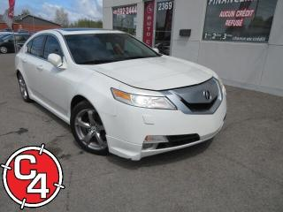Used 2010 Acura TL Sh Awd Cuir Toit V6 for sale in St-Jérôme, QC