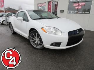 Used 2012 Mitsubishi Eclipse GT-P for sale in St-Jérôme, QC