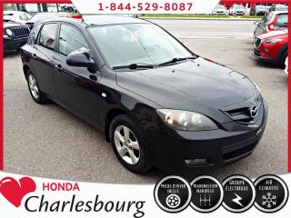 Used 2009 Mazda MAZDA3 Sport GX **INSPECTÉ** for sale in Charlesbourg, QC