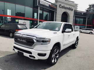 New 2019 RAM 1500 Limited for sale in Richmond, BC