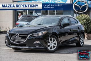 Used 2016 Mazda MAZDA3 Sport GX  BAS KM !!! for sale in Repentigny, QC