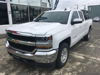 Used 2018 Chevrolet Silverado 1500 LT for sale in Campbell River, BC