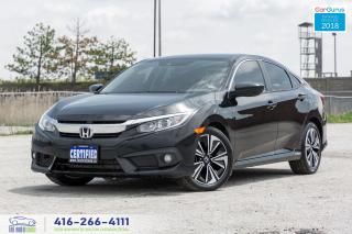 Used 2016 Honda Civic EX-T 1 OWNER NO ACCIDENTS CERTIFIED WARRANTY CLEAN for sale in Bolton, ON