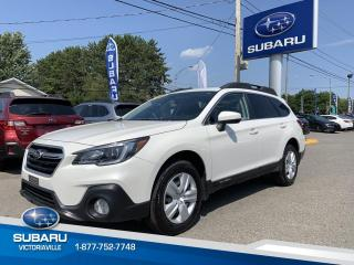 Used 2019 Subaru Outback 2.5i AWD ** COMMODITÉ ** GARANTIE PROLON for sale in Victoriaville, QC
