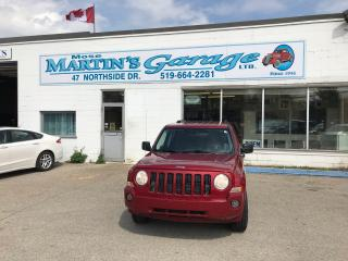 Used 2007 Jeep Patriot SPORT for sale in St. Jacobs, ON