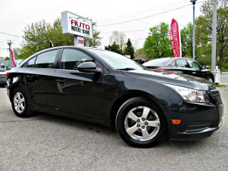 Used 2011 Chevrolet Cruze LT TURBO -- MAGS - A/C - CRUISE -- for sale in Repentigny, QC