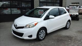 Used 2014 Toyota Yaris Hayon 3 portes, boîte manuelle, CE for sale in Sherbrooke, QC