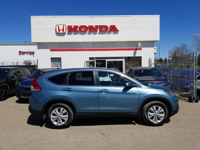 2014 Honda CR-V EX-L LEATHER AWD BLUETOOTH