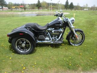 Used 2019 Harley-Davidson Trike FLRT FREEWHEELER for sale in Blenheim, ON
