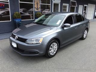 Used 2014 Volkswagen Jetta TRENDLINE+ for sale in Parksville, BC