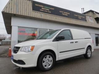 Used 2013 RAM Cargo Van RAM,COMMERCIAL,CARGO,GRAND CARAVAN for sale in Mississauga, ON