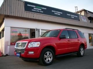 Used 2010 Ford Explorer 4 WHEEL DRIVE,ALLOYS,FOG LIGHTS,POWER PACKAGE for sale in Mississauga, ON