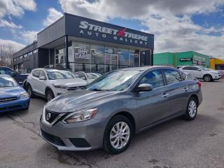 Used 2018 Nissan Sentra SV | SUNROOF | BACKUP CAM | ACCIDENT FREE for sale in Markham, ON