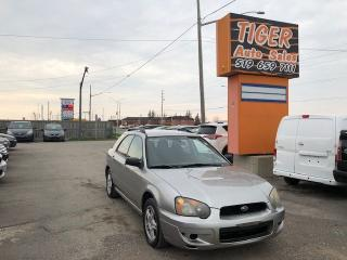 Used 2005 Subaru Impreza RS**MANUAL**DRIVES GREAT**ONLY 149KMS**AS IS for sale in London, ON