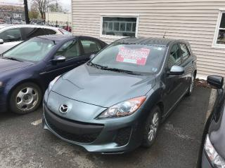Used 2012 Mazda MAZDA3 GS-SKY for sale in Halifax, NS
