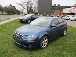 Used 2007 Audi A3 ~ MANUAL for sale in Toronto, ON