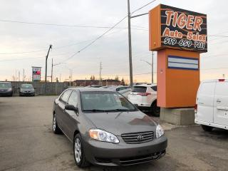 Used 2004 Toyota Corolla **AUTO**POWER WINDOWS**ALLOYS**RUNS GREAT**AS IS for sale in London, ON