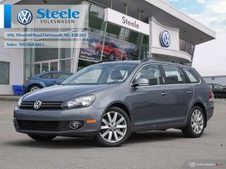 Used 2012 Volkswagen Golf Wagon HIGHLINE for sale in Dartmouth, NS