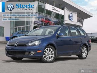 Used 2013 Volkswagen Golf Wagon Comfortline for sale in Dartmouth, NS