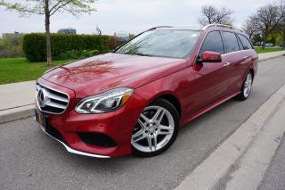 Used 2014 Mercedes-Benz E-Class E350 WAGON - RARE / DVD'S / 7 PASSENGER / STUNNING for sale in Etobicoke, ON