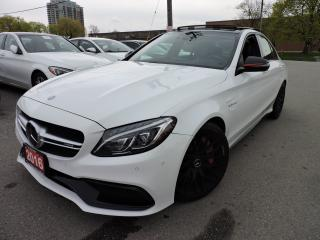 Used 2016 Mercedes-Benz C63 AMG AMG C 63 S for sale in BRAMPTON, ON
