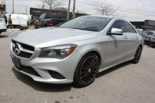 Used 2014 Mercedes-Benz CLA-Class CLA 250 ACCIDENT FREE for sale in Toronto, ON