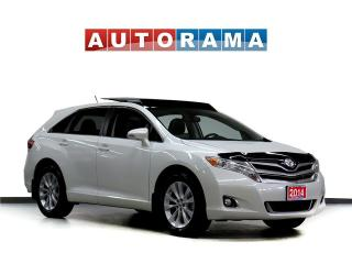 Used 2014 Toyota Venza LTD 4WD NAVIGATION LEATHER SUNROOF BACK UP CAM for sale in Toronto, ON
