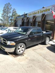 Used 2010 Dodge Ram 1500 SLT for sale in Guelph, ON