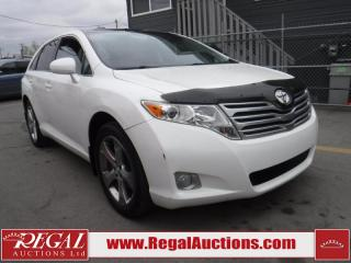 Used 2009 Toyota Venza 4D Utility 4WD for sale in Calgary, AB
