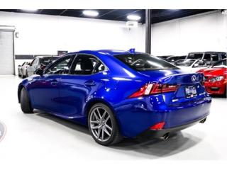 Used 2016 Lexus IS 300 F-SPORT   NAVIGATION   INCOMING SOON for sale in Vaughan, ON