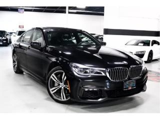 Used 2017 BMW 7 Series 750i xDrive  M-SPORT    LOADED for sale in Vaughan, ON