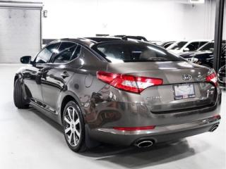Used 2011 Kia Optima EX  NAVIGATION   BACKUP CAMERA   CARBON FIBER for sale in Vaughan, ON
