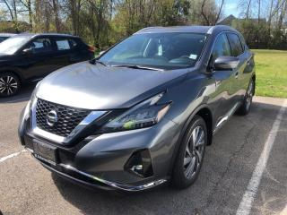 New 2019 Nissan Murano SL for sale in St. Catharines, ON