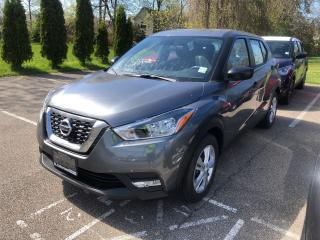 New 2019 Nissan Kicks S for sale in St. Catharines, ON