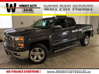 Used 2015 Chevrolet Silverado 1500 LTZ|NAVIGATION|LEATHER|BACKUP CAMERA|76,031 KMS for sale in Cambridge, ON