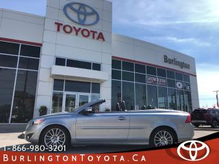 Used 2012 Volvo C70 Convertible for sale in Burlington, ON