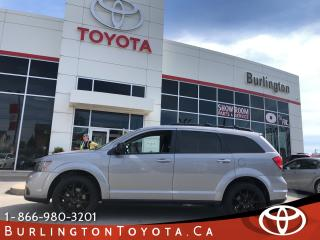 Used 2016 Dodge Journey SXT LOW LOW KM'S for sale in Burlington, ON
