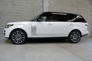 Used 2017 Land Rover Range Rover Autobiography LWB 4WD for sale in Vancouver, BC