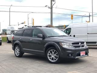 Used 2017 Dodge Journey GT for sale in Mississauga, ON