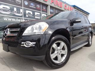 Used 2008 Mercedes-Benz GL-Class 7 PASSENGERS.NAVIGATION.AWD for sale in Etobicoke, ON
