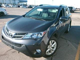 Used 2015 Toyota RAV4 Limited. NAVIGATION..AWD.SUNROOF for sale in Etobicoke, ON