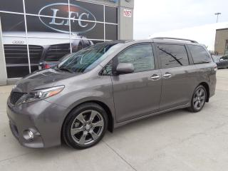 Used 2017 Toyota Sienna SE 8 Passenger.SPORT PKG.R/CAMERA for sale in Etobicoke, ON